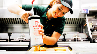 Empleos de McDonald's