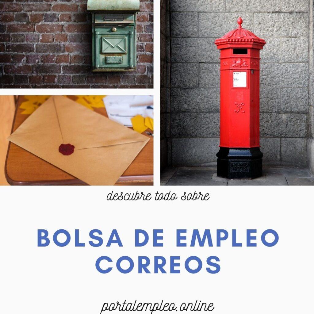 bolsa de empleo correos